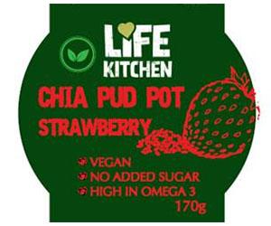 Chia Strawberry Life Kitchen